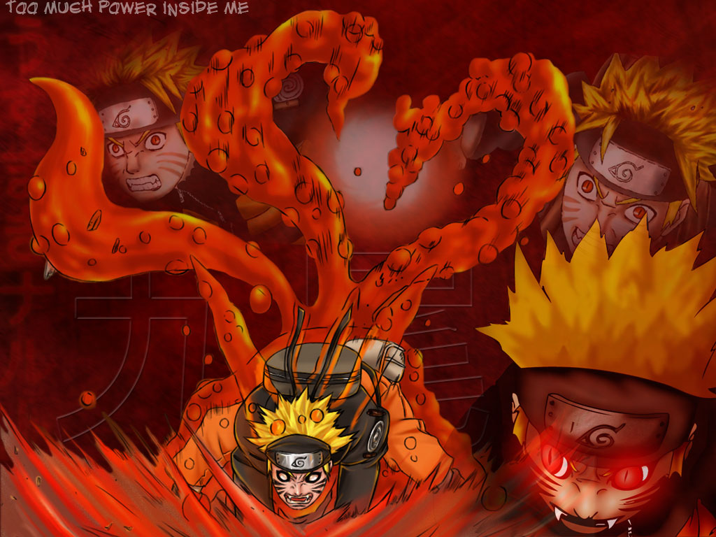 Narutokyubiwallpaper